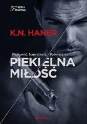 Okładka książki Piekielna miłość K.N. Haner
