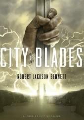 Okładka książki City of Blades Robert Jackson Bennett