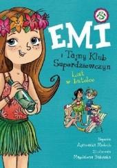 Okładka książki Emi i Tajny Klub Superdziewczyn. List w butelce Agnieszka Mielech