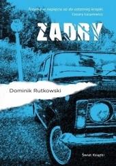 Okładka książki Zadry Dominik Rutkowski