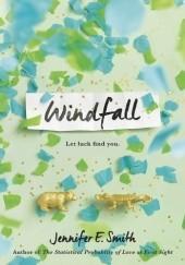 Okładka książki Windfall Jennifer E. Smith