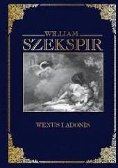 Okładka książki Wenus i Adonis William Shakespeare