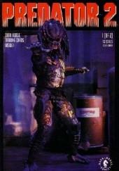 Okładka książki Predator 2 Dan Barry