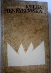 Okładka książki Księga Henrykowska Zbigniew Zielonka