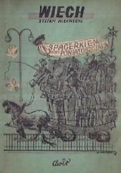 Okładka książki Spacerkiem przez Poniatoszczaka Stefan Wiechecki