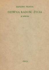 Okładka książki Dziwna radość życia. 32 wiersze Sandro Penna