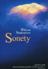 Okładka książki Sonety William Shakespeare