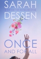 Okładka książki Once and for All Sarah Dessen