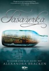 Okładka książki Pasażerka Alexandra Bracken
