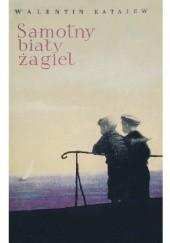 Okładka książki Samotny biały żagiel Walentin Katajew