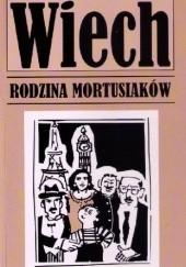 Okładka książki Rodzina Mortusiaków Stefan Wiechecki