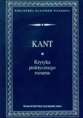 Okładka książki Krytyka praktycznego rozumu Immanuel Kant