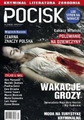 Okładka książki Pocisk, nr 7/8 lipiec-sierpień 2017 praca zbiorowa,Olga Rudnicka,Magda Knedler