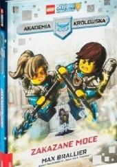 Okładka książki Lego Nexo Knights. Zakazane moce Max Brallier