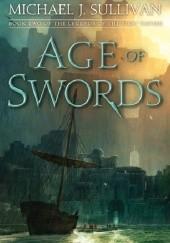 Okładka książki Age of Swords Michael James Sullivan