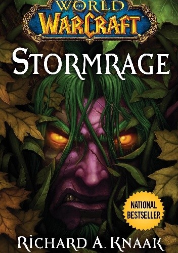Okładka książki World of Warcraft: Stormrage Richard A. Knaak