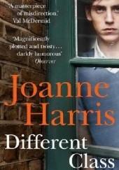 Okładka książki Different Class Joanne Harris