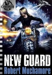 Okładka książki New Guard Robert Muchamore