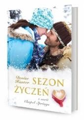 Okładka książki Sezon życzeń Denise Hunter