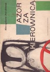 Okładka książki Azor za kierownicą Mieczysława Buczkówna