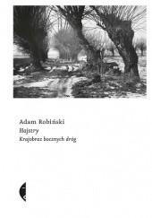 Okładka książki Hajstry. Krajobraz bocznych dróg