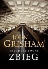 Okładka książki Zbieg John Grisham