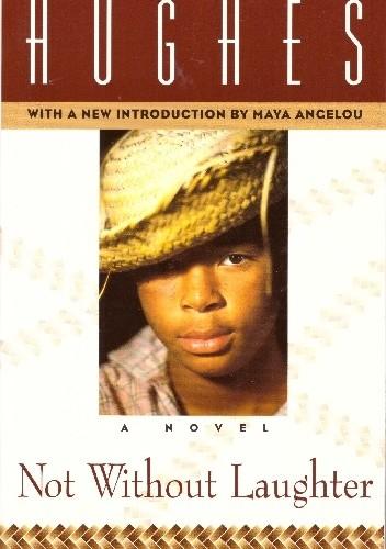 Okładka książki Not Without Laughter Langston Hughes