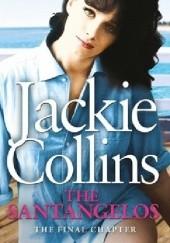 Okładka książki The Santangelos Jackie Collins