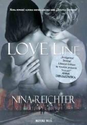 Okładka książki Love Line Nina Reichter