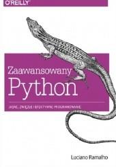 Okładka książki Zaawansowany Python Luciano Ramalho