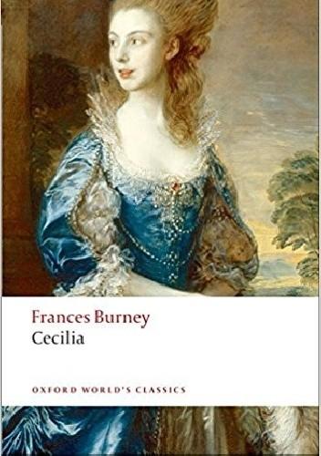 Okładka książki Cecilia, or Memoirs of an Heiress Fanny Burney