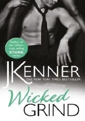 Okładka książki Wicked Grind Julie Kenner