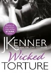 Okładka książki Wicked Torture Julie Kenner