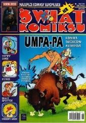 Okładka książki Świat Komiksu #01 (maj 1998)