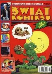 Okładka książki Świat Komiksu #03 (marzec 1998)