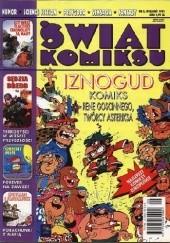 Okładka książki Świat Komiksu #05 (wrzesień 1998)