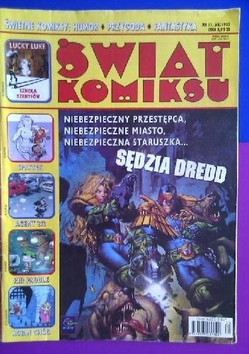 Okładka książki Świat Komiksu #11 (maj 1999) praca zbiorowa
