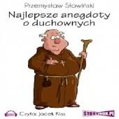 Okładka książki Najlepsze anegdoty o duchownych