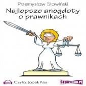 Okładka książki Najlepsze anegdoty o prawnikach