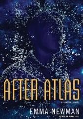 Okładka książki After Atlas Emma Newman