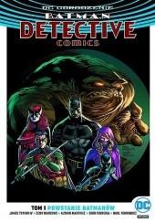Okładka książki Batman - Detective Comics: Powstanie Batmanów Eddy Barrows,James Tynion IV,Alvaro Martinez