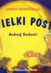 Okładka książki Wielki post Andrzej Sochacki