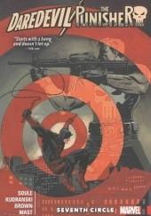 Okładka książki Daredevil/Punisher: Seventh Cirlcle Szymon Kudrański,Charles Soule