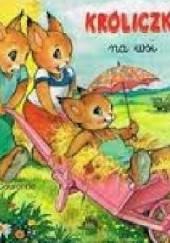 Okładka książki Króliczki na wsi Pierre Couronne