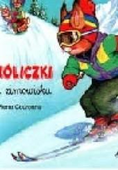 Okładka książki Króliczki na zimowisku Pierre Couronne