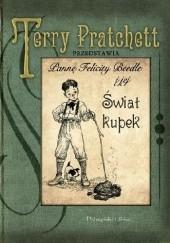 Okładka książki Świat kupek Terry Pratchett