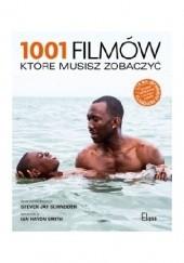 Okładka książki 1001 filmów, które musisz zobaczyć (edycja 2017) praca zbiorowa