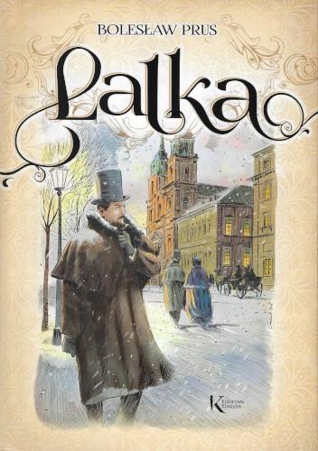 Okładka książki Lalka Bolesław Prus