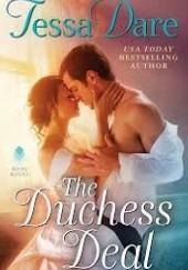 Okładka książki The Duchess Deal Tessa Dare