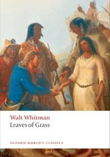 Okładka książki Leaves of Grass Walt Whitman